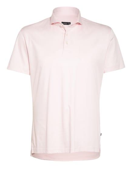 van Laack Jersey-Poloshirt PESO, Farbe: HELLROSA (Bild 1)