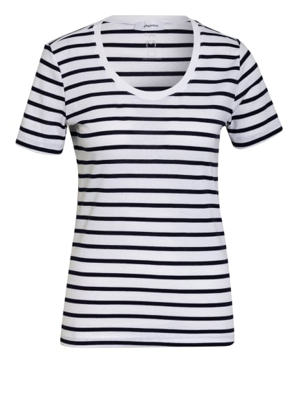 darling harbour T-Shirt, Farbe: WEISS/ DUNKELBLAU (Bild 1)