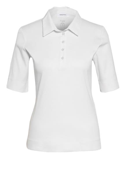 darling harbour Poloshirt, Farbe: WEISS (Bild 1)