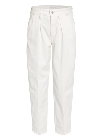 MAC DAYDREAM Mom Jeans SLOUCHY, Farbe: 011 OFF WHITE (Bild 1)