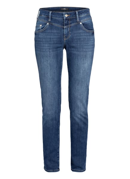 mavi Skinny Jeans SOPHIE , Farbe: 32706 mid shaded blue str (Bild 1)