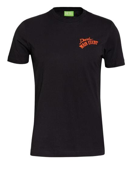 DIESEL T-Shirt DIEGOS, Farbe: SCHWARZ (Bild 1)