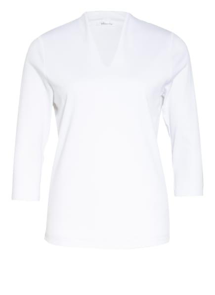 efixelle Shirt mit 3/4-Arm, Farbe: WEISS (Bild 1)