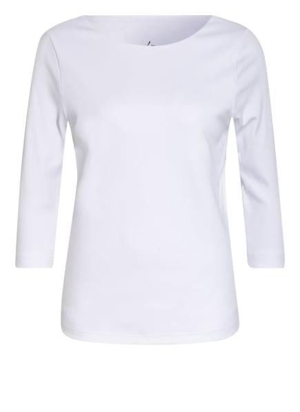 ZAÍDA Shirt mit 3/4-Arm , Farbe: WEISS (Bild 1)