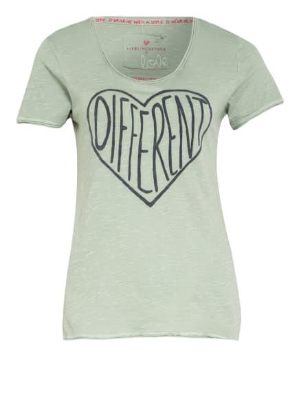 LIEBLINGSSTÜCK T-Shirt CIAL, Farbe: HELLGRÜN (Bild 1)
