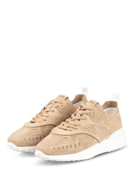 TOD'S Sneaker, Farbe: BEIGE (Bild 1)