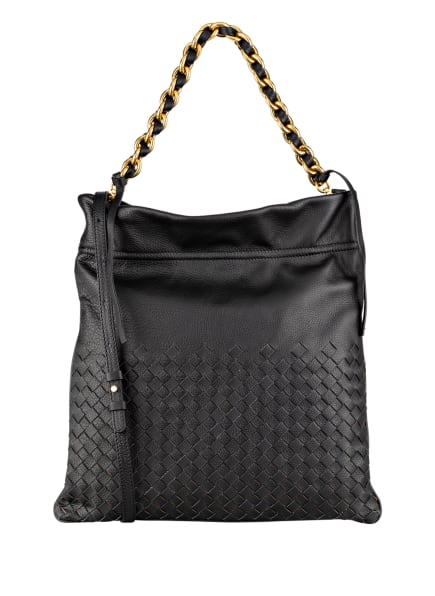 GIANNI CHIARINI Handtasche, Farbe: SCHWARZ (Bild 1)