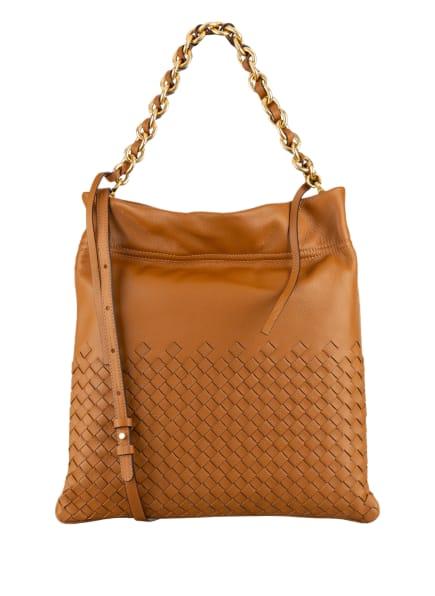 GIANNI CHIARINI Handtasche, Farbe: COGNAC (Bild 1)