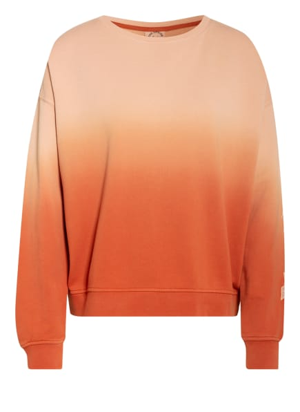 THE UPSIDE Sweatshirt ALENA, Farbe: DUNKELORANGE/ HELLORANGE (Bild 1)
