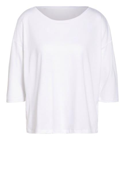 FUNKTION SCHNITT, Shirt LICA mit 3/4-Arm , Farbe: 102 BRIGHT WHITE (Bild 1)