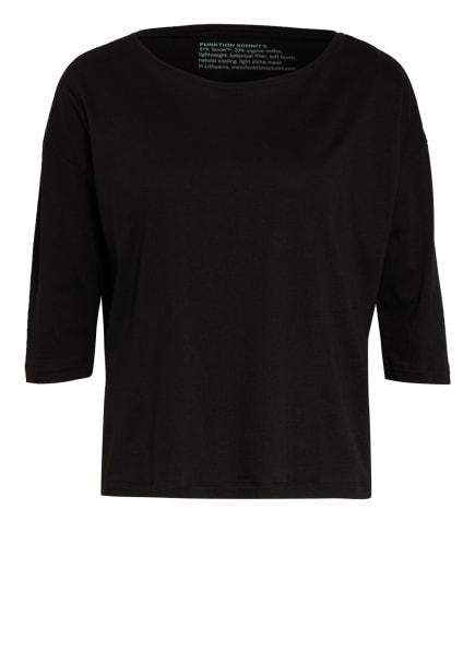 FUNKTION SCHNITT, Shirt LICA mit 3/4-Arm , Farbe: SCHWARZ (Bild 1)