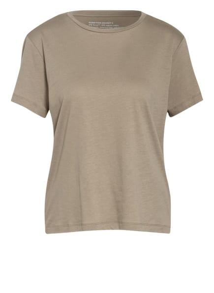 FUNKTION SCHNITT, T-Shirt TONE , Farbe: KHAKI (Bild 1)