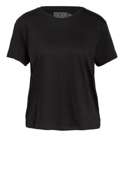FUNKTION SCHNITT, T-Shirt TONE , Farbe: SCHWARZ (Bild 1)