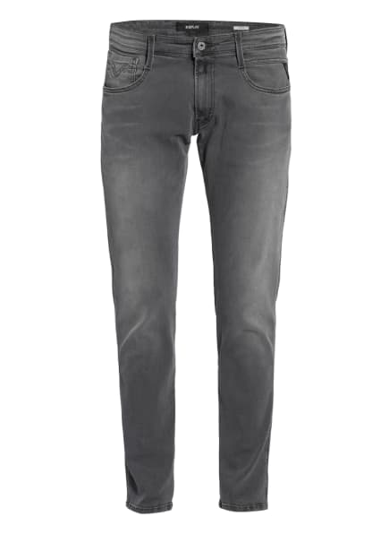REPLAY Jeans ANBASS Slim Fit, Farbe: 096 DARK GREY (Bild 1)