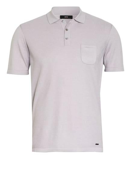 CINQUE Piqué-Poloshirt CIFLAVIO, Farbe: HELLGRAU (Bild 1)