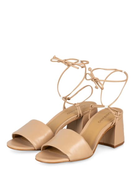 CARRANO Sandaletten, Farbe: CAMEL (Bild 1)