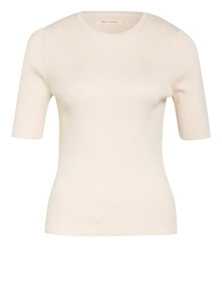 Marc O'Polo Strickshirt, Farbe: CREME (Bild 1)