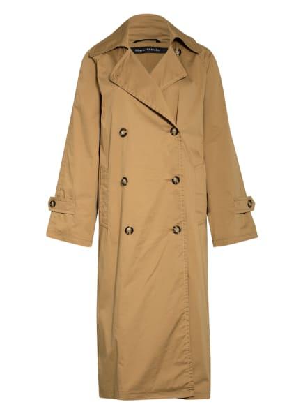 Marc O'Polo Trenchcoat, Farbe: CAMEL (Bild 1)
