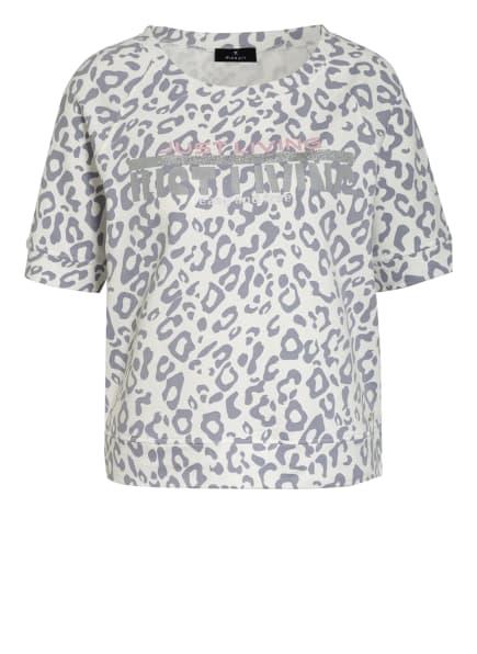 monari T-Shirt, Farbe: WEISS/ GRAU/ SILBER (Bild 1)
