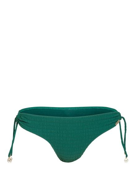 watercult Bikini-Hose SOLID CRUSH, Farbe: GRÜN (Bild 1)