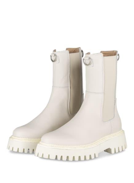 BRONX Chelsea-Boots GROOV-Y, Farbe: ECRU (Bild 1)