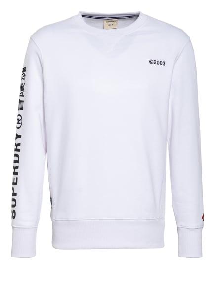 Superdry Sweatshirt , Farbe: WEISS (Bild 1)