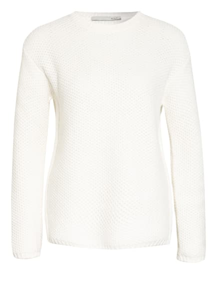 oui Pullover , Farbe: WEISS (Bild 1)