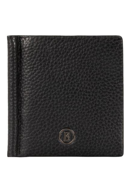 BOGNER Kartenetui mit Geldklammer , Farbe: SCHWARZ (Bild 1)