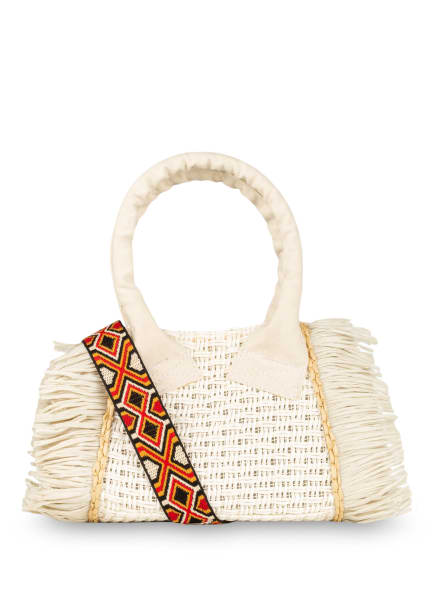 ViaMailBag Handtasche SAMO, Farbe: WEISS (Bild 1)