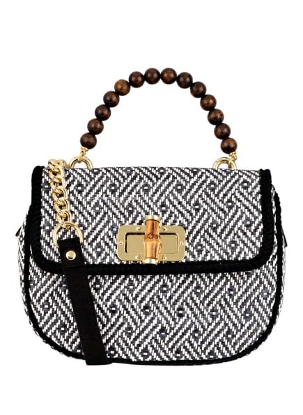 ViaMailBag Handtasche PATTY, Farbe: SCHWARZ/ WEISS (Bild 1)