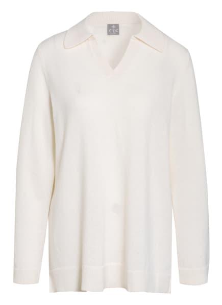 FTC CASHMERE Cashmere-Pullover, Farbe: ECRU (Bild 1)