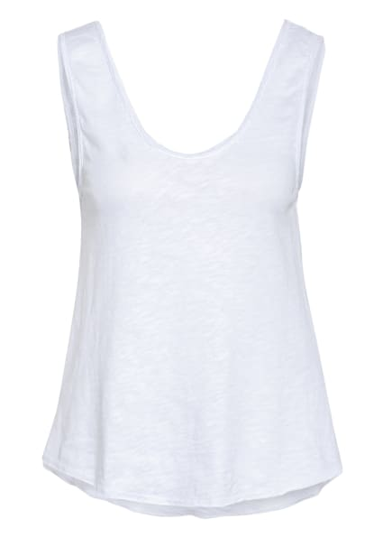 American Vintage Top, Farbe: WEISS (Bild 1)