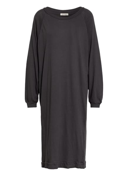 American Vintage Jerseykleid, Farbe: DUNKELGRAU (Bild 1)