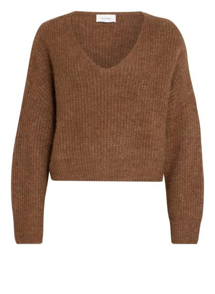 American Vintage Pullover, Farbe: BRAUN (Bild 1)