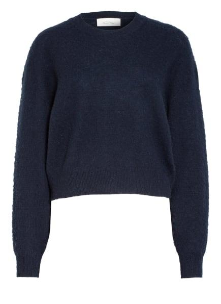 American Vintage Cashmere-Pullover KOPTOWN , Farbe: DUNKELBLAU (Bild 1)