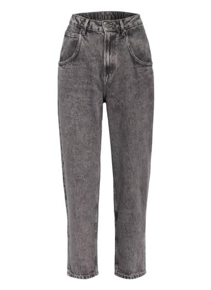 American Vintage Mom Jeans TIZANIE , Farbe: BLEACHED GREY BLEACHED GREY (Bild 1)