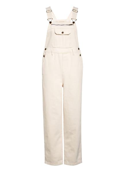 American Vintage Jeans-Latzhose TINEBOROW , Farbe: ÊCRU ECRU (Bild 1)