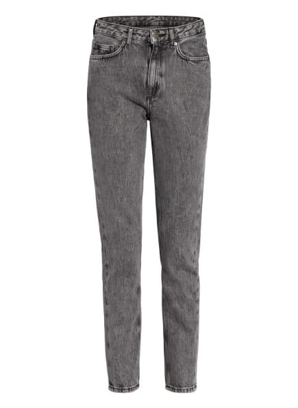 American Vintage Jeans TIZANIE Straight Fit, Farbe: GRIS POIVRE GRIS POIVRE (Bild 1)