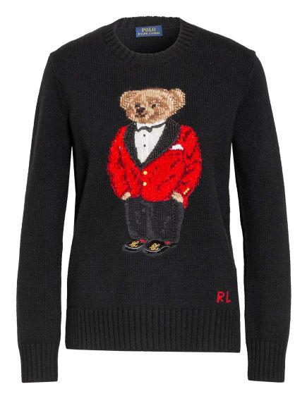 POLO RALPH LAUREN Pullover , Farbe: SCHWARZ (Bild 1)