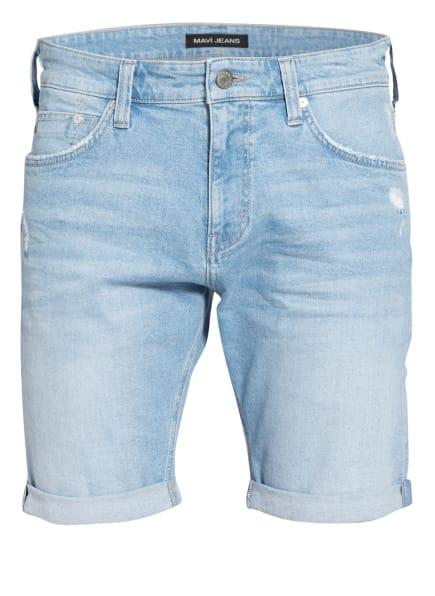 mavi Jeans-Shorts TIM Skinny Fit, Farbe: 33802 lt sky blue (Bild 1)