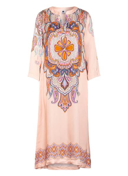 floer Kleid, Farbe: HELLROSA/ BLAU/ DUNKELORANGE (Bild 1)
