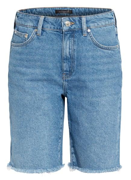 mavi Jeans-Shorts GLORIA, Farbe: 33769 indigo denim (Bild 1)