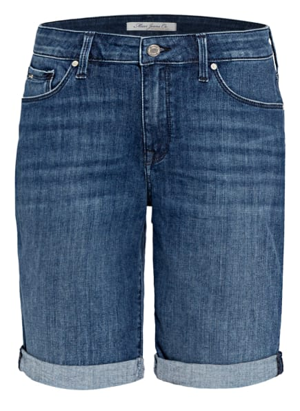 mavi Jeans-Shorts ALINA, Farbe: 33751 dark brushed glam (Bild 1)
