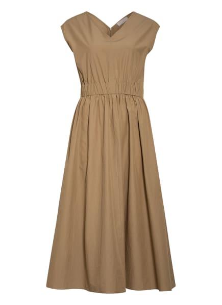 ANTONELLI firenze Kleid MARA, Farbe: KHAKI (Bild 1)