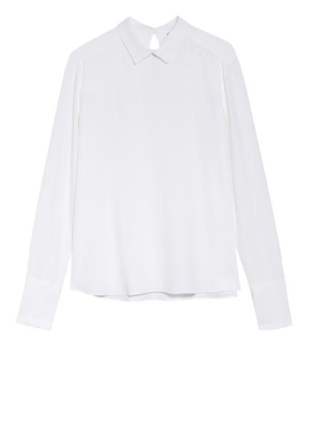 ANTONELLI firenze Blusenshirt BABA mit Seide , Farbe: WEISS (Bild 1)