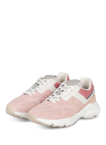 TOD'S Plateau-Sneaker, Farbe: ROSÉ/ ALTROSA/ WEISS (Bild 1)