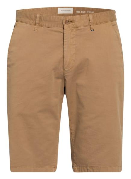 Marc O'Polo Chino-Shorts Regular Fit, Farbe: HELLBRAUN (Bild 1)