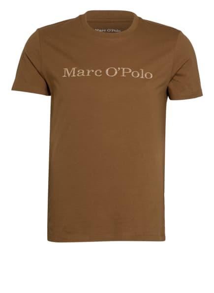 Marc O'Polo T-Shirt , Farbe: BRAUN (Bild 1)