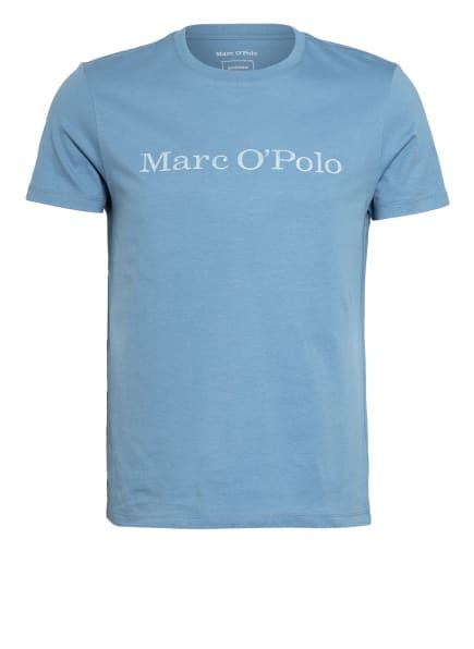 Marc O'Polo T-Shirt , Farbe: BLAUGRAU/ CREME (Bild 1)