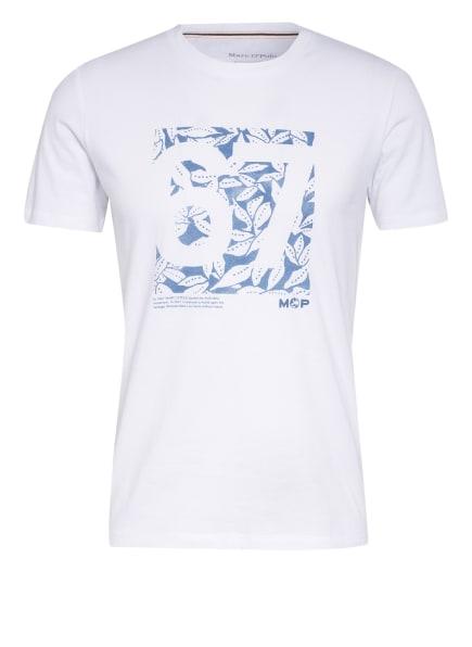 Marc O'Polo T-Shirt , Farbe: WEISS (Bild 1)